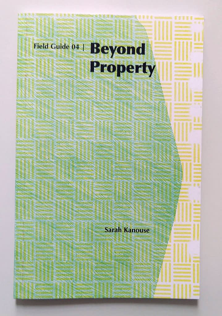 Beyond Property book cover
